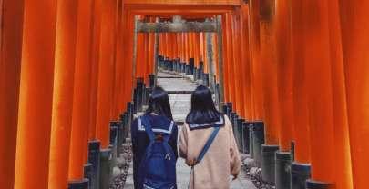 Japan Autumn 2019: Fushimi Inari Taisha Shrine