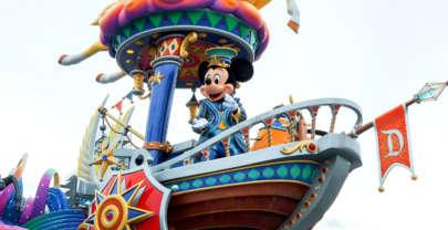 Japan Autumn 2019: Tokyo Disneyland & DisneySea